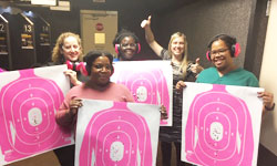 Women Concealed Carry Class in Charlotte, NC