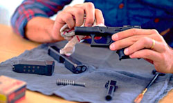 Gun Cleaning Class in Charlotte, NC