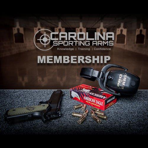 Shooting Range membership