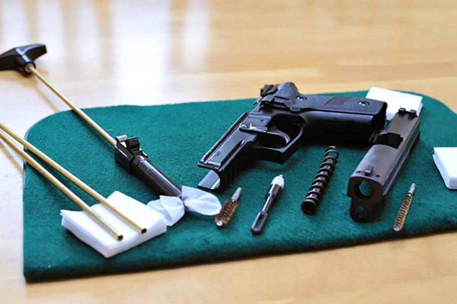 How often should I clean my gun?